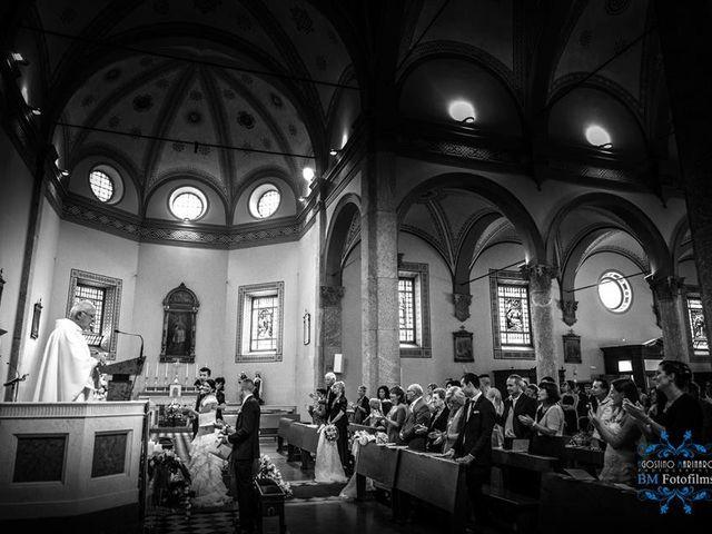 Il matrimonio di Luca e Tiziana a Senago, Milano 28