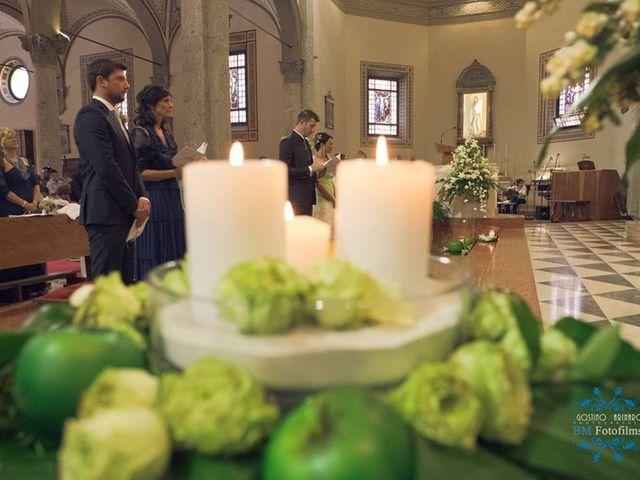 Il matrimonio di Luca e Tiziana a Senago, Milano 29