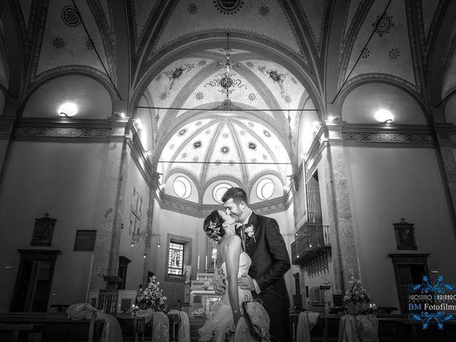 Il matrimonio di Luca e Tiziana a Senago, Milano 30
