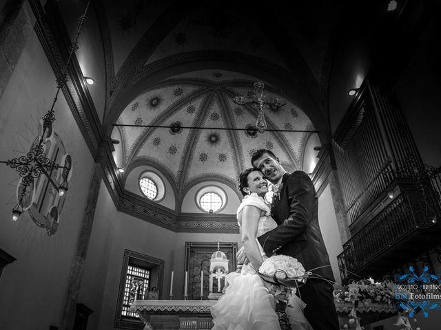 Il matrimonio di Luca e Tiziana a Senago, Milano 31