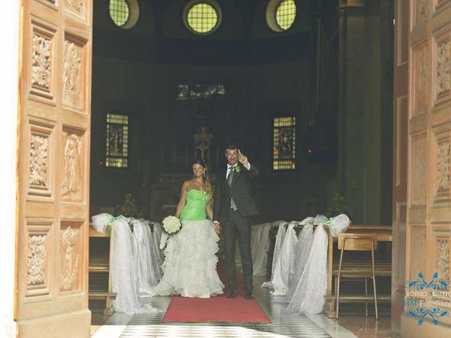 Il matrimonio di Luca e Tiziana a Senago, Milano 32
