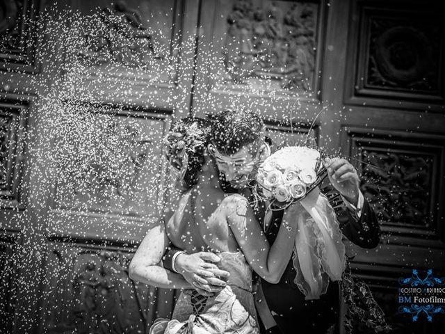 Il matrimonio di Luca e Tiziana a Senago, Milano 34