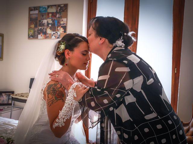 Il matrimonio di Giacomo e Cheyenne a Graffignano, Viterbo 1