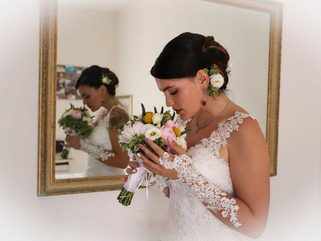 Il matrimonio di Giacomo e Cheyenne a Graffignano, Viterbo 12