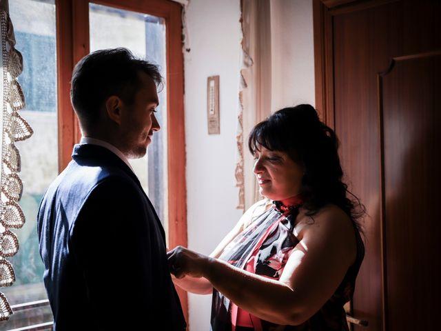 Il matrimonio di Giacomo e Cheyenne a Graffignano, Viterbo 17