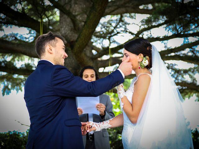 Il matrimonio di Giacomo e Cheyenne a Graffignano, Viterbo 21
