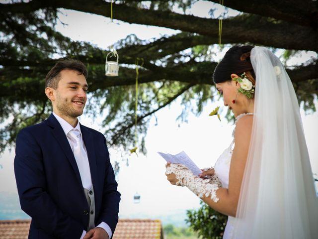 Il matrimonio di Giacomo e Cheyenne a Graffignano, Viterbo 24