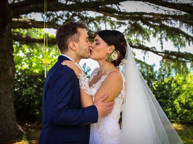 Il matrimonio di Giacomo e Cheyenne a Graffignano, Viterbo 25