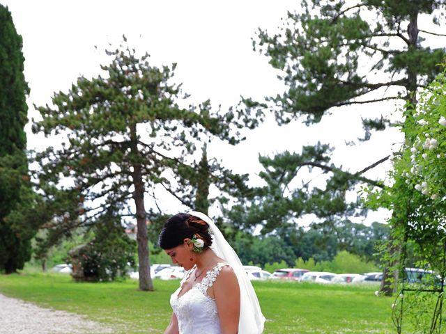 Il matrimonio di Giacomo e Cheyenne a Graffignano, Viterbo 27