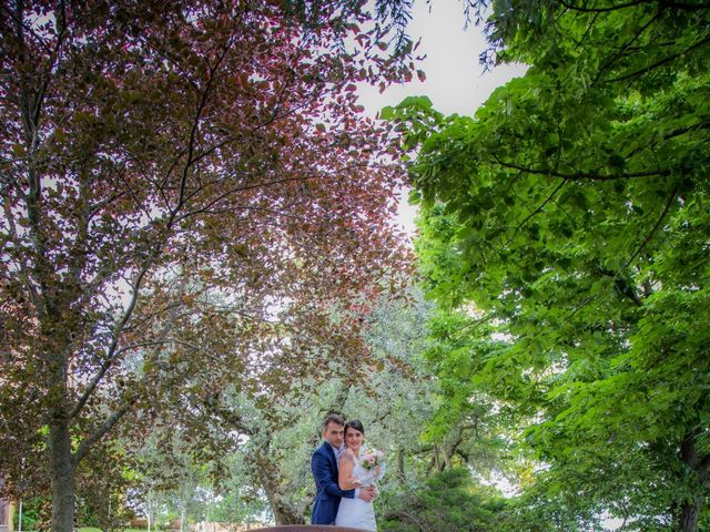Il matrimonio di Giacomo e Cheyenne a Graffignano, Viterbo 29