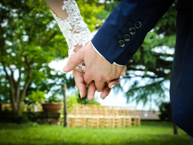 Il matrimonio di Giacomo e Cheyenne a Graffignano, Viterbo 30