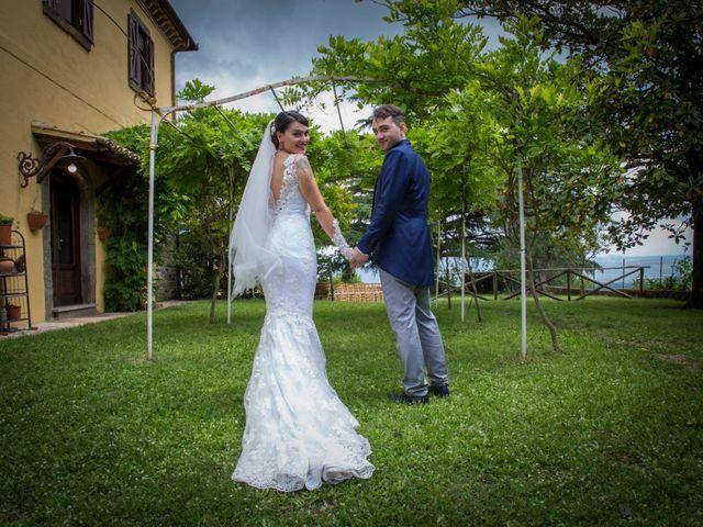 Il matrimonio di Giacomo e Cheyenne a Graffignano, Viterbo 31