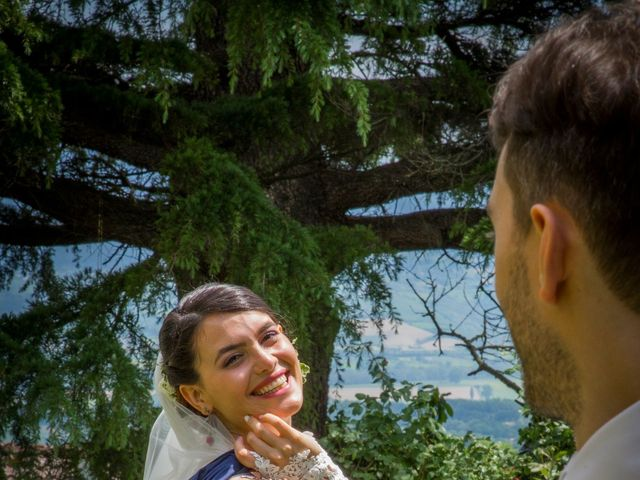 Il matrimonio di Giacomo e Cheyenne a Graffignano, Viterbo 32