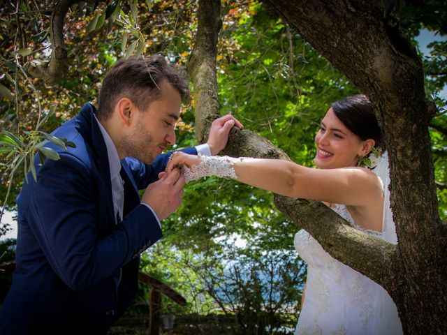 Il matrimonio di Giacomo e Cheyenne a Graffignano, Viterbo 33