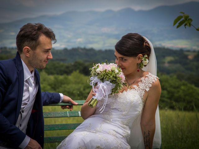 Il matrimonio di Giacomo e Cheyenne a Graffignano, Viterbo 34
