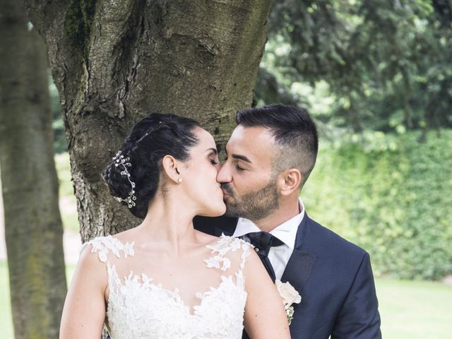 Il matrimonio di Lorenzo e Michela a Galliate, Novara 20