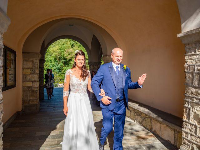 Il matrimonio di Emanuele e Nicole a Nembro, Bergamo 14