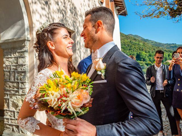 Il matrimonio di Emanuele e Nicole a Nembro, Bergamo 15