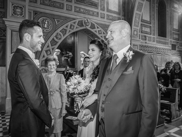 Il matrimonio di Emanuele e Nicole a Nembro, Bergamo 16