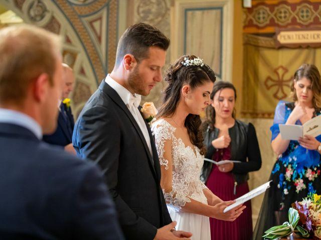 Il matrimonio di Emanuele e Nicole a Nembro, Bergamo 19