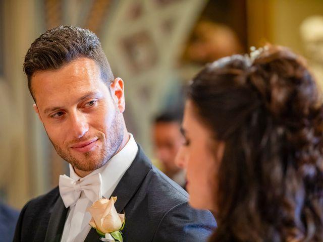 Il matrimonio di Emanuele e Nicole a Nembro, Bergamo 23