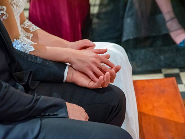 Il matrimonio di Emanuele e Nicole a Nembro, Bergamo 28