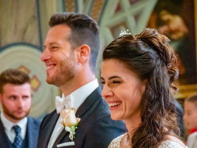 Il matrimonio di Emanuele e Nicole a Nembro, Bergamo 29