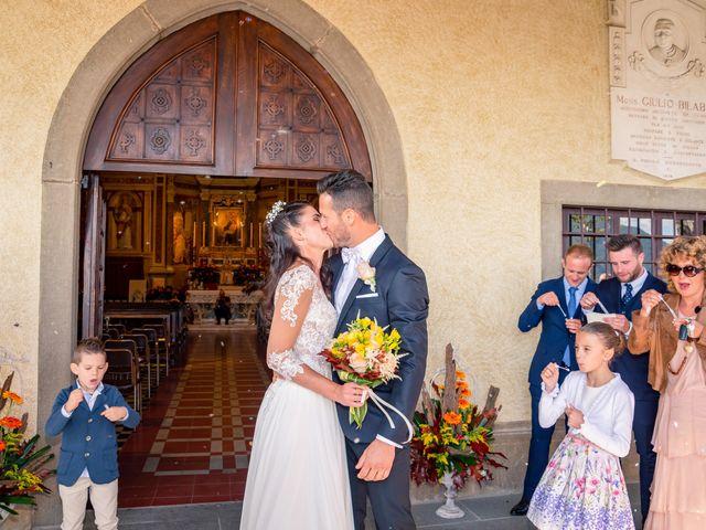 Il matrimonio di Emanuele e Nicole a Nembro, Bergamo 30