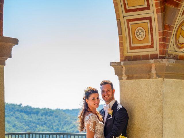 Il matrimonio di Emanuele e Nicole a Nembro, Bergamo 32