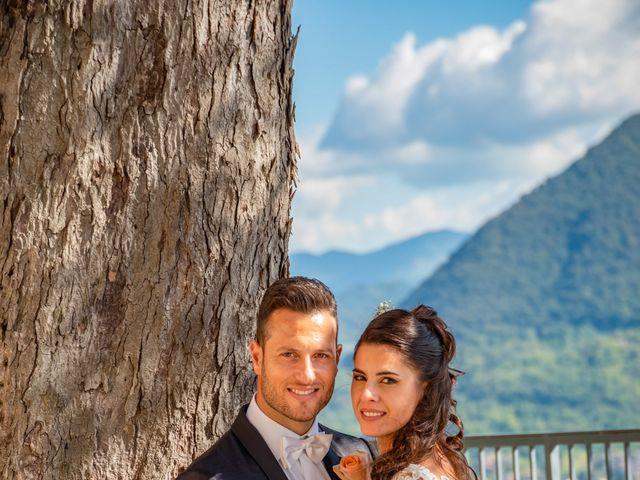 Il matrimonio di Emanuele e Nicole a Nembro, Bergamo 36