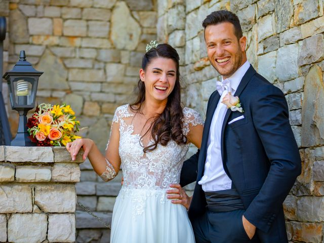 Il matrimonio di Emanuele e Nicole a Nembro, Bergamo 45