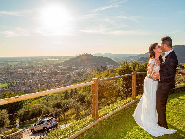 Il matrimonio di Emanuele e Nicole a Nembro, Bergamo 54