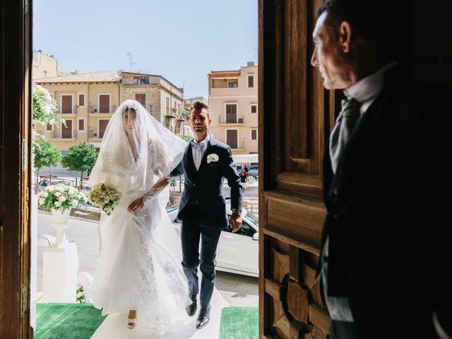 Il matrimonio di Arturo e Stefania a Agrigento, Agrigento 16