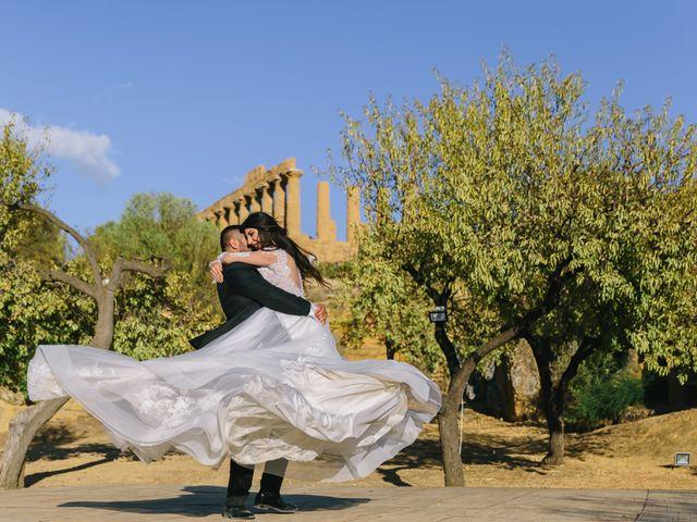 Il matrimonio di Arturo e Stefania a Agrigento, Agrigento 20