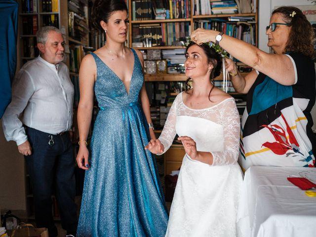 Il matrimonio di Mattia e Marianna a Venezia, Venezia 40