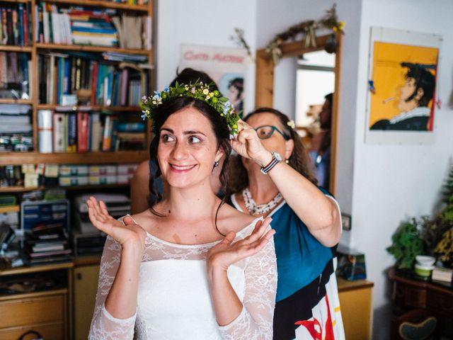 Il matrimonio di Mattia e Marianna a Venezia, Venezia 41