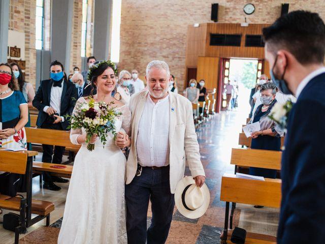 Il matrimonio di Mattia e Marianna a Venezia, Venezia 48