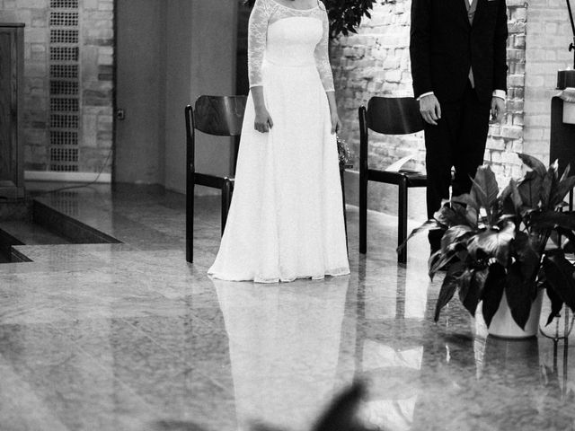 Il matrimonio di Mattia e Marianna a Venezia, Venezia 53