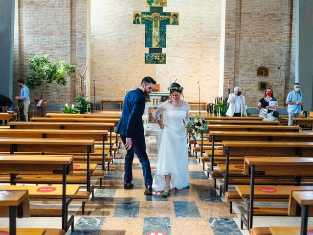 Il matrimonio di Mattia e Marianna a Venezia, Venezia 63