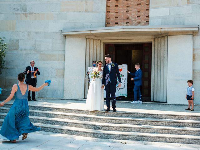 Il matrimonio di Mattia e Marianna a Venezia, Venezia 66