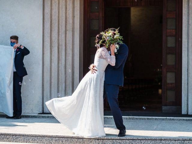 Il matrimonio di Mattia e Marianna a Venezia, Venezia 67
