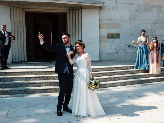 Il matrimonio di Mattia e Marianna a Venezia, Venezia 71