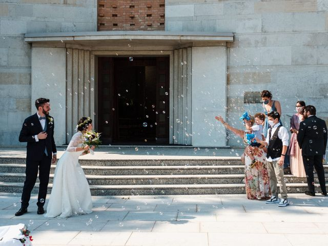 Il matrimonio di Mattia e Marianna a Venezia, Venezia 72