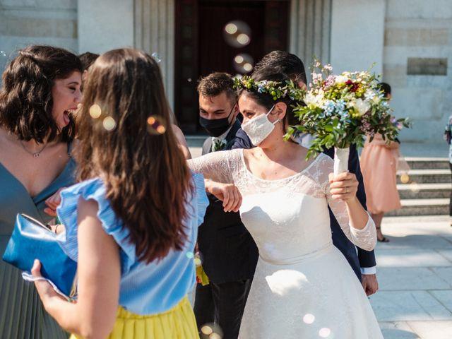 Il matrimonio di Mattia e Marianna a Venezia, Venezia 74