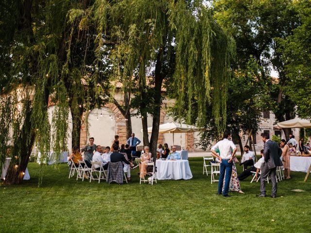 Il matrimonio di Mattia e Marianna a Venezia, Venezia 90