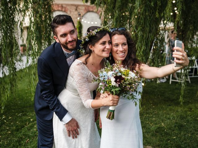 Il matrimonio di Mattia e Marianna a Venezia, Venezia 91
