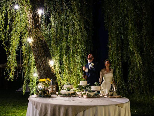 Il matrimonio di Mattia e Marianna a Venezia, Venezia 98