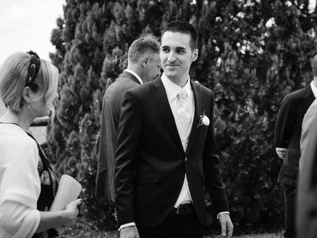 Il matrimonio di Leonardo e Viviana a Mossa, Gorizia 10