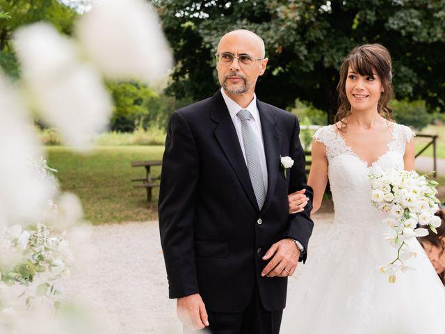 Il matrimonio di Leonardo e Viviana a Mossa, Gorizia 12