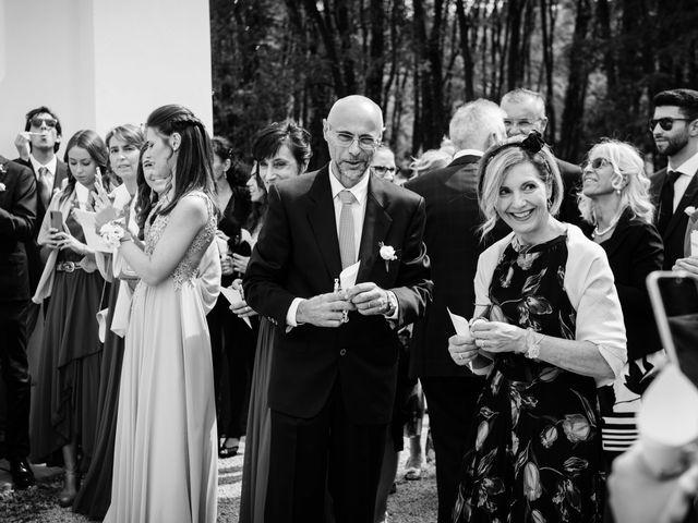 Il matrimonio di Leonardo e Viviana a Mossa, Gorizia 16